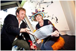 Annette Wessels de Kreatiefste Ondernemer 2009