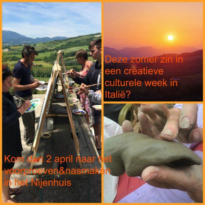 Italië Voorproeven&Nasmaken